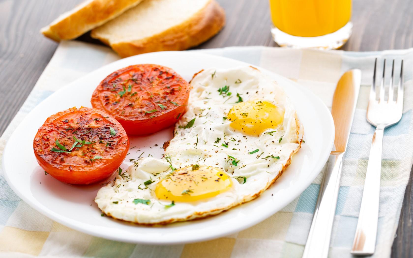 صبحانه تخم مرغ بخورید و لاغر شوید