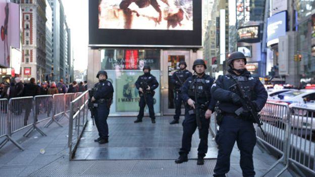 داعش ویدیوی طرح حمله انتحاری به نیویورک را منتشر کرد