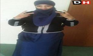 زنی که خود را در شمال پاریس منفجر کرد (+عکس)