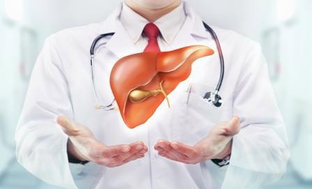 Image result for بیماری کبد