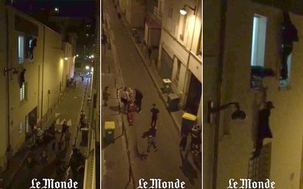 بازمانده حملات 11 سپتامبر از تیراندازی خونین پاریس هم جان سالم به در بُرد! (+ عکس)