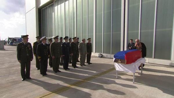 531862 986 ترکیه جسد خلبان روسیه را با احترام تحویل داد