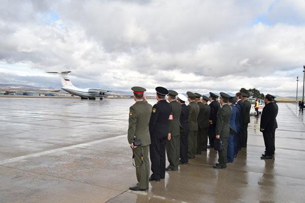 531864 877 ترکیه جسد خلبان روسیه را با احترام تحویل داد