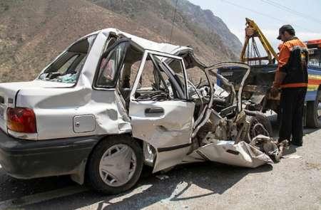 مرگ بیش از 10 هزار ایرانی در حوادث رانندگی طی 7ماه
