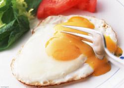 کنترل اشتها با تخممرغ