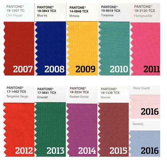 رنگ سال چطور تعیین میشود؟
