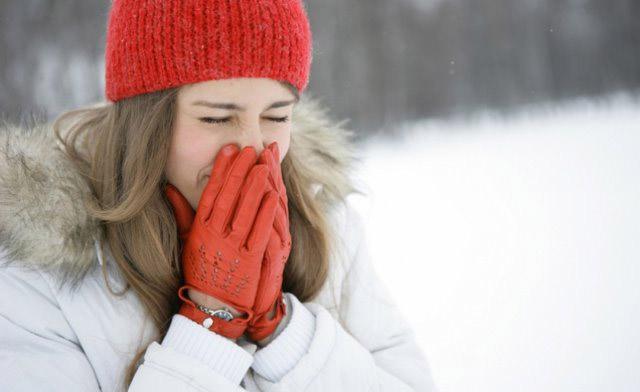 تأثیر سرما بر متابولیسم