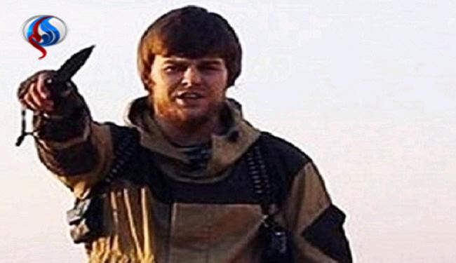 جلاد جدید داعش کیست؟ (+عکس)