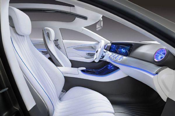 معرفی مدرن ترین خودروی بنز (+عکس)