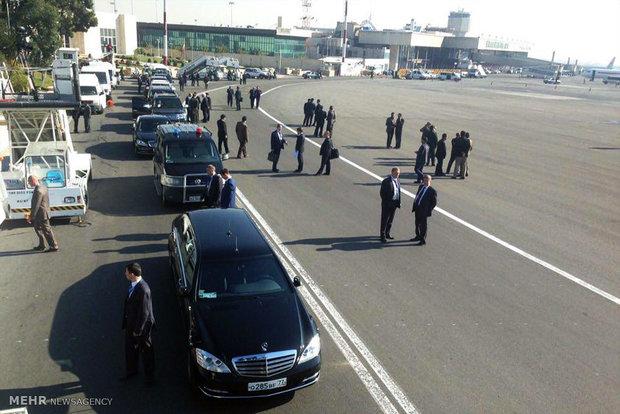 خودرو ولادیمیر پوتین خودرو رئیس جمهور