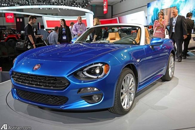 528369 421 نمایشگاه خودرو لسآنجلس ۲۰۱۵