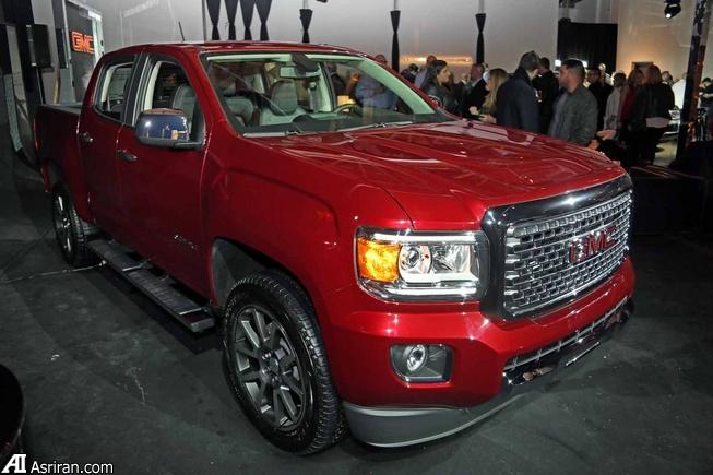 528370 848 نمایشگاه خودرو لسآنجلس ۲۰۱۵