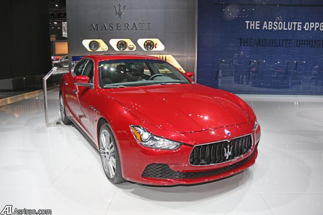 528377 461 نمایشگاه خودرو لسآنجلس ۲۰۱۵