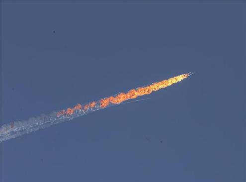 سرنگونی بمب افکن روسی از منظر سیاسی