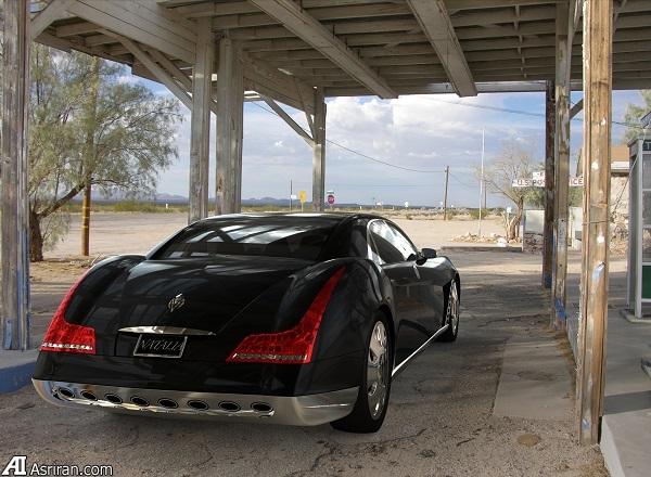 «ناتالیا»؛ گرانترین خودرو تولیدی جهان