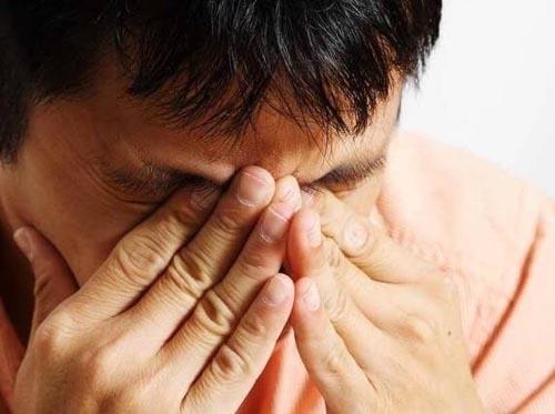 خطر تاری ناگهانی چشم