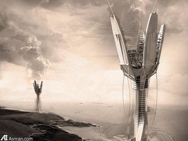 ایدههایی هیجان انگیر برای آسمانخراشهای آینده