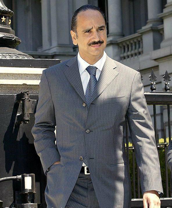 یک سلطنت طلب، وزیر خارجه جمهوری عراق