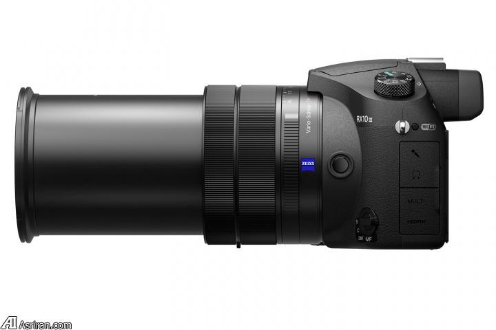 معرفی دوربین سونی RX10 III