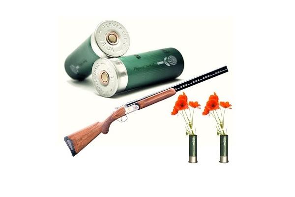 شلیک سبز به طبیعت