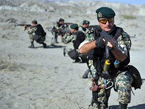 اعزام تکاوران ارتش ایران به سوریه