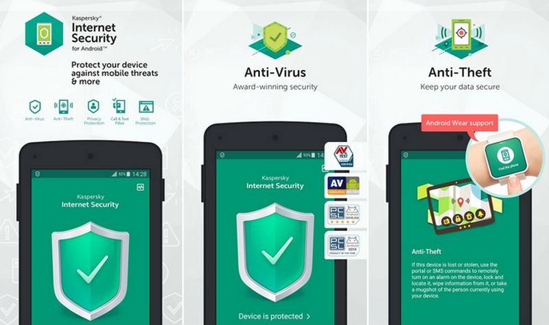 5 ابزار امنیتی برتر برای گوشی و تبلت های اندرویدی