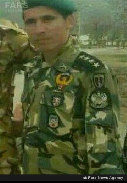 شهادت پنجمین تکاور ارتش در سوریه ( + عکس)