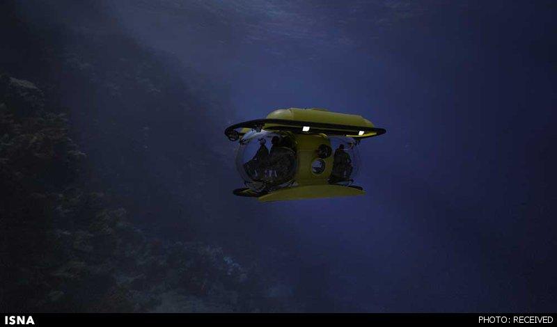 معرفی مدرنترین زیردریایی توریستی جهان (+عکس)