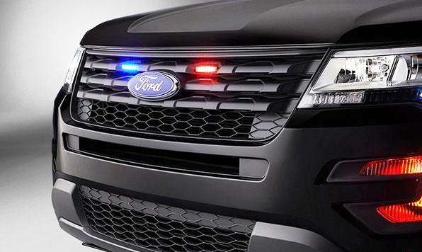 فورد خودروی گشت پلیس نامحسوس طراحی کرد (+عکس)