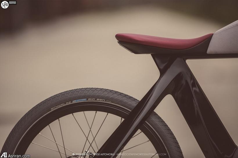 ترکیب استادکاری ایتالیایی و فناوری در دوچرخه بیچیکلتو