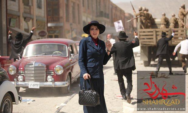 گزارش گاردین از موفقیت سریال شهرزاد