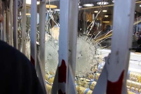 سرقت مسلحانه از مغازه  طلافروشي (+عکس)