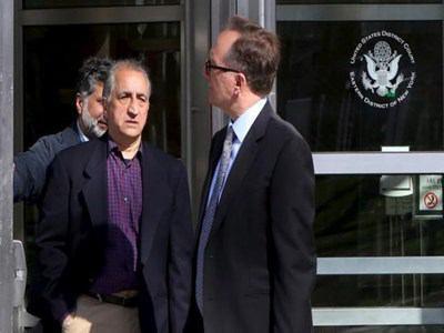ادعای رویترز در باره بازداشت یک ایرانی در امریکا (+عکس)