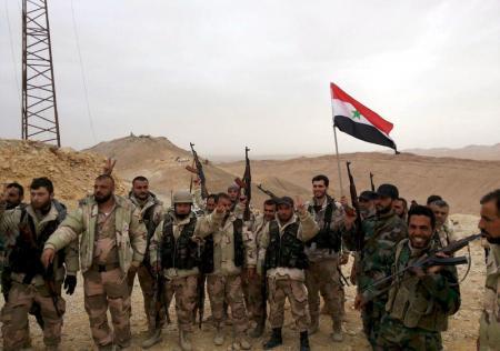 آزادسازی پالمیرا از داعش در عملیات ارتش سوریه با حمایت جنگنده های روسی / بزرگترین شکست داعش در سوریه