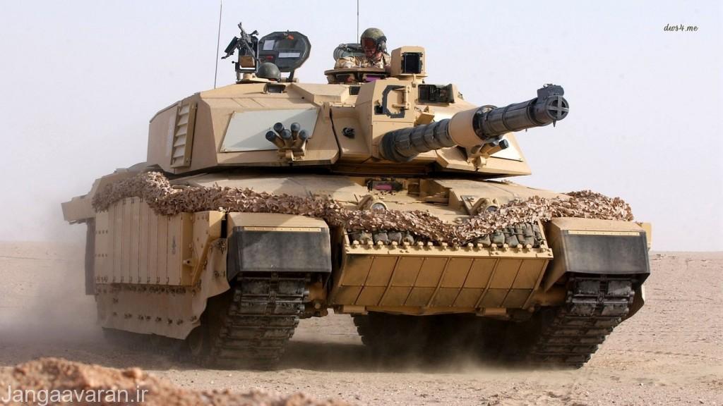 ده تانک برتر جهان