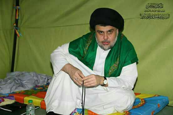 مقتدی صدر رهبر جریان صدر عراق