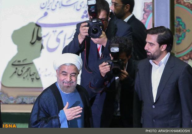 دفاع تمام قد «شیخ اکبر» از «شیخ دیپلمات» در آستانه انتخاب دوازدهم