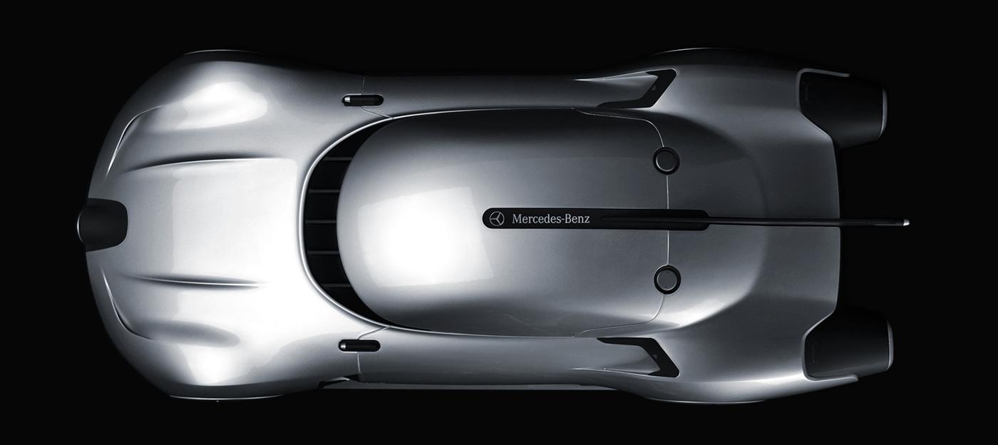 خودروی سال 2040 بنز