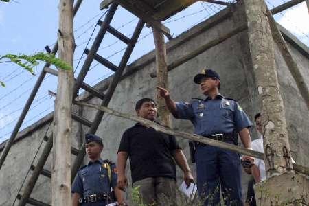 فرار بزرگ زندانیان فیلیپین/ 158 زندانی فرار کردند
