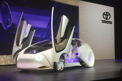 نگاهی به فناوریهای خودرویی در نمایشگاه الکترونیک مصرف کنندگان 2017