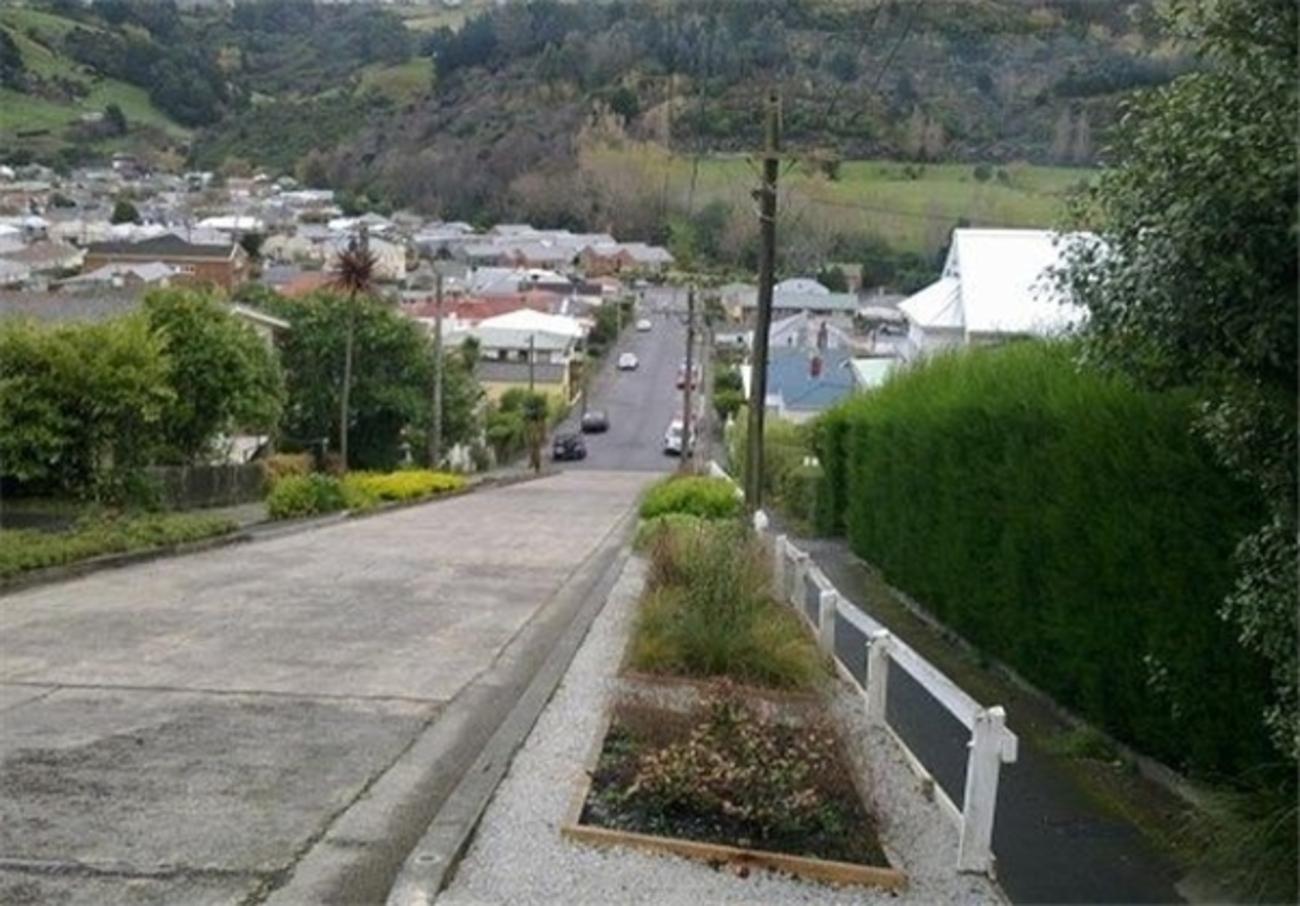 عجیب ترین خیابان جهان (+عکس)