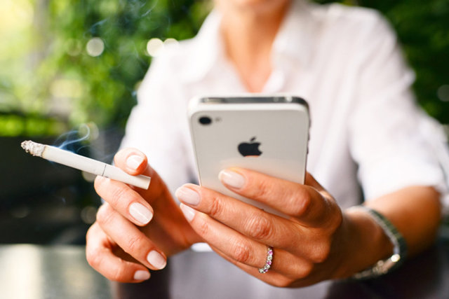 ترک سیگار با یک بازی موبایلی