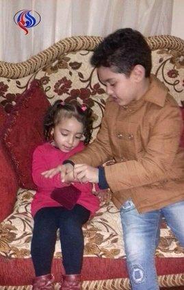 خواستگاری جنجالی داماد 7 ساله از عروس 4 ساله! (+عکس)