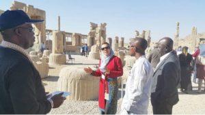 خاطرات خبرنگار آفریقایی از سفر به ایران