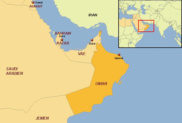 چرا عمان به ائتلاف نظامی عربستان پیوست؟