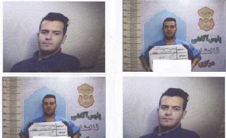 انتشار عکس قاتل فراری تیراندازی مرگبار در اراک