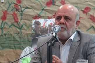 مشاور قاسم سلیمانی، سفیر جدید ایران در عراق
