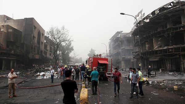 8 کشته و 17 زخمی در انفجارهای امروز عراق