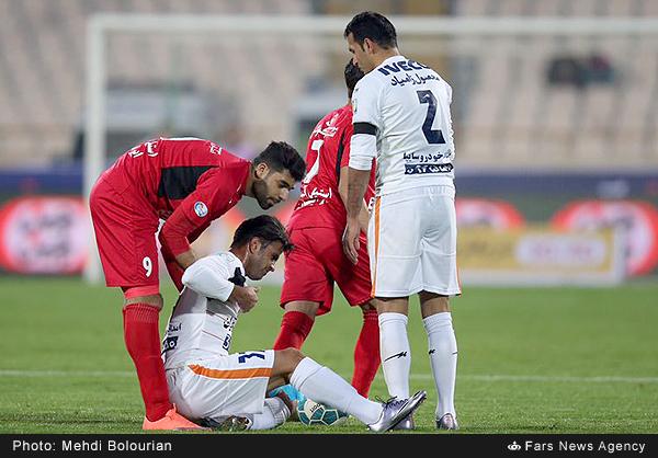 پرسپولیس 1 - 0 سایپا / صدرنشینی تیم برانکو با گل طارمی(+عکس)