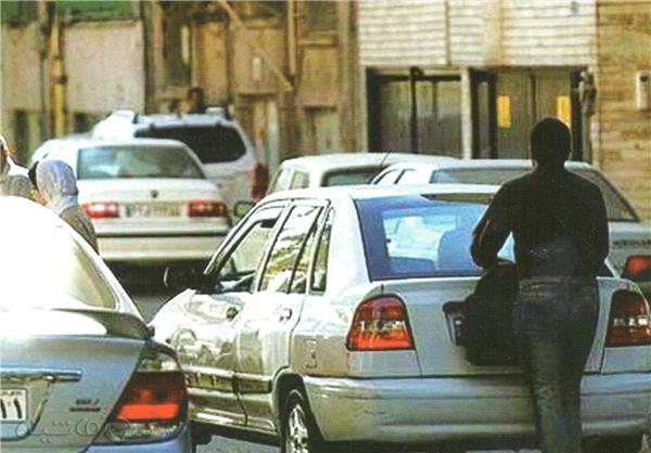 عملیات «جیمزباندی» برای دور زدن دوربینهای طرح ترافیک (+عکس)